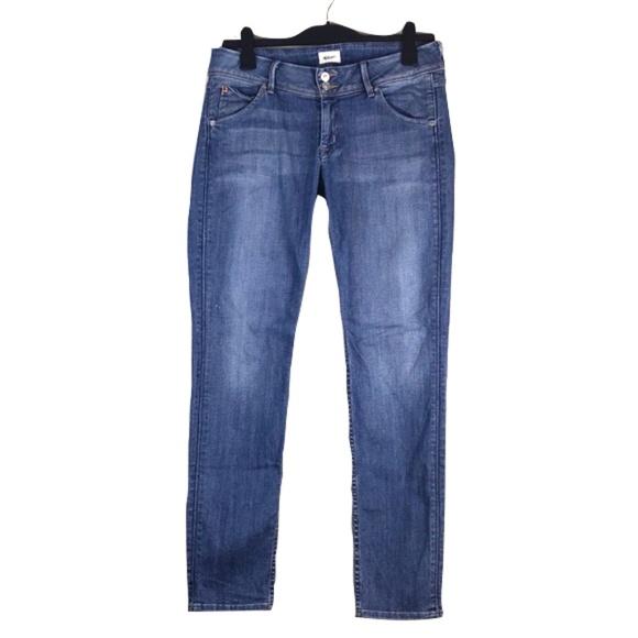 """Hudson Jeans Denim - Hudson skinny jean medium wash size 28"""""""